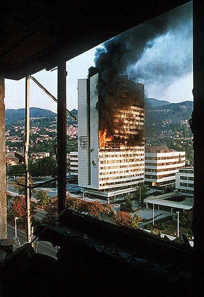 411px-Evstafiev-sarajevo-building-burns.jpg