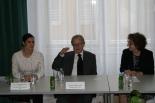 Sastanak rektora Univerziteta u Sarajevu i predsjednika Međunarodnog krivičnog suda za bivšu Jugosla