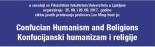 """Ciklus javnih predavanja profesora Leea Ming-hueija """"Konfučijanski humanizam i religije"""""""