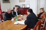"""Posjeta rektora Univerziteta """"Majka Tereza"""" u Skoplju"""