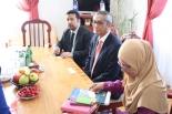 Posjeta rektora Univerziteta Tun Abdul Razak iz Malezije