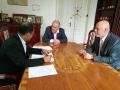 Radni sastanak predstavnika Univerziteta u Sarajevu i Saudijskog fonda za razvoj