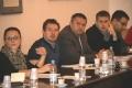 Odr�an tre�i sastanak o Erasmus+ programu