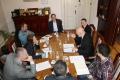 Sastanak povodom odr�avanja okruglog stola o me�uuniverzitetskoj saradnji u okviru Skup�tine Asocijacije univerziteta Jadransko-jonske regije (UNIADRI