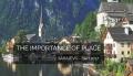 "4. internacionalna konferencija ""The Importance of Place"""