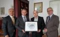 Posjeta direktora Međunarodnog instituta za bliskoistočne i balkanske studije (IFIMES)