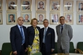 Susret rektora Univerziteta u Sarajevu i ambasadora Indije u Bosni i Hercegovini