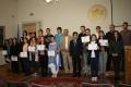 Uru�eni certifikati polaznicima kursa japanskog jezika