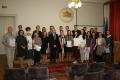 Sve�ano dodijeljeni certifikati predava�ima i u�esnicima programa TRAIN